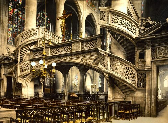 La plus belle église de Paris