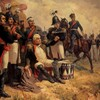 Bataille de Borodino le général Koutouzov peinture de Albrecht ADAM