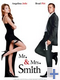 mr mrs smith affiche