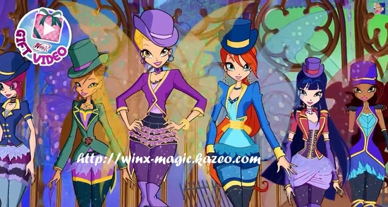 Winx Fairy Steampunk