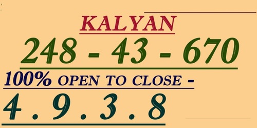 What are Some Unknown Interesting Facts about Kalyan Matka Tips?