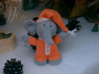 Bonne nuit l'éléphant
