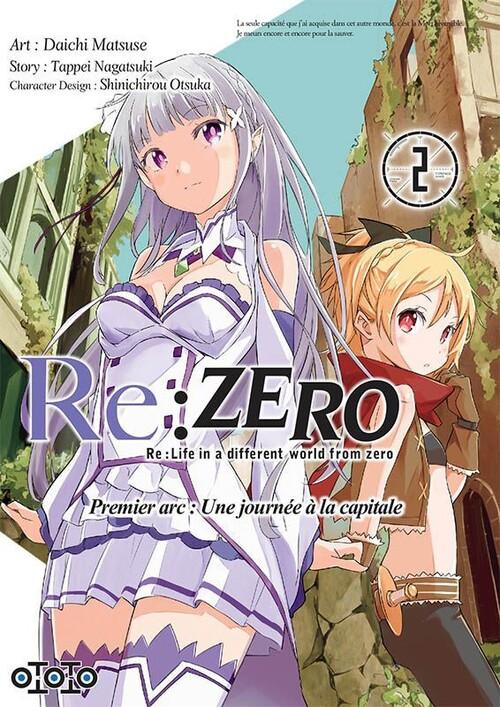 Re:zero - Tome 02 - Daichi Matsuse & Tappei Nagatsuki & Shinichirou Otsuka