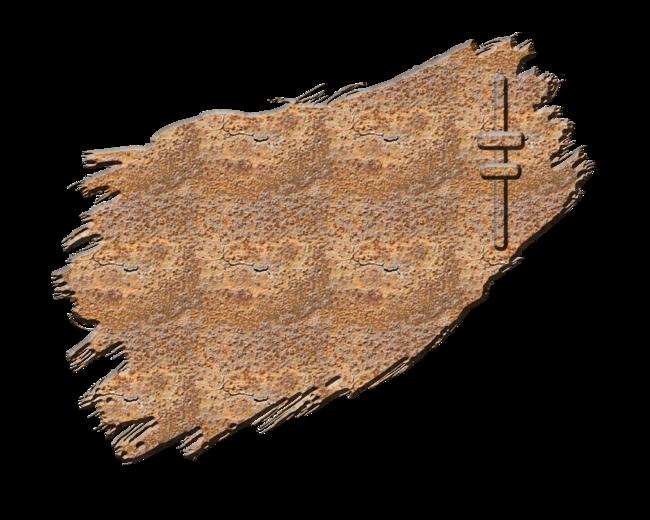 Plaques Métal no:6