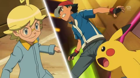 Pokémon XY (S18) épisode 67 en RAW