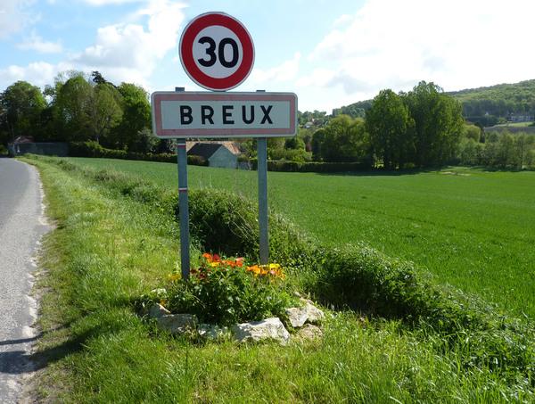 De Breuillet à Sermaise par le GR 111