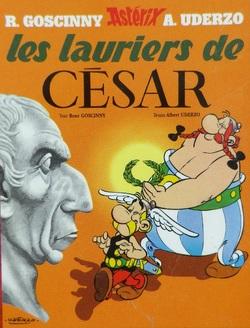 Astérix - Album 18 : Les lauriers de César