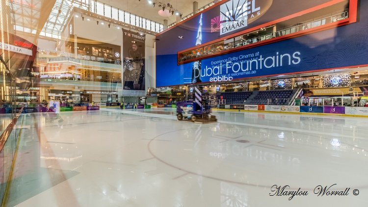 Dubaï : The Dubaï Mall 2/2