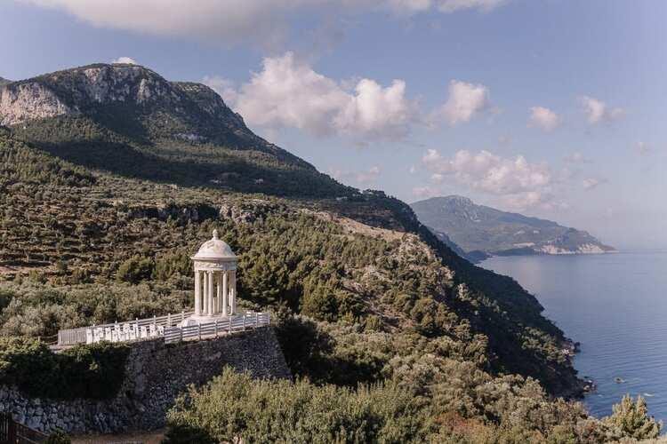 Son marroig - ouest de l'île - Majorque -