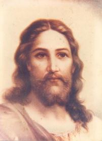 La photo de Jésus vivant et les visages du Christ