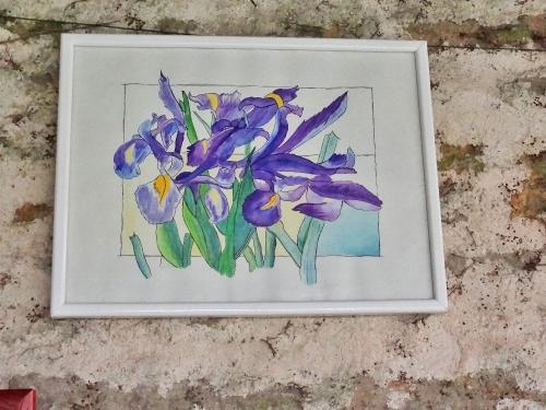 Le calendrier de Flore à Essarois...