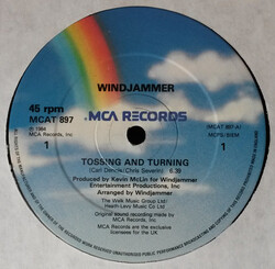 Windjammer - Tossing & Turning