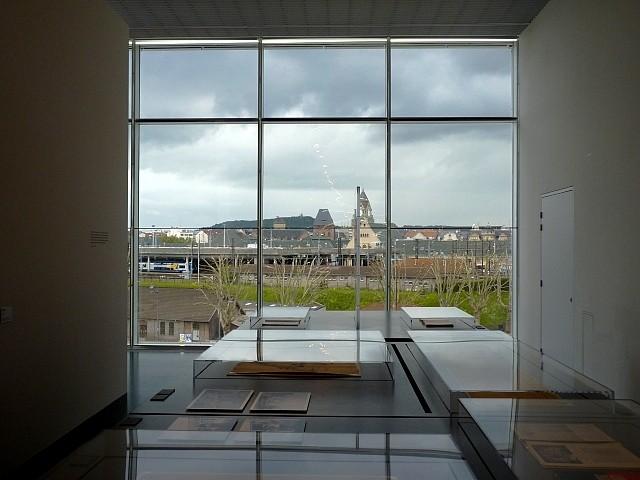 Galeries du Centre Pompidou-Metz 19 Marc de Metz 29 02 2013