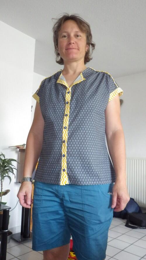 Une blouse pour moi