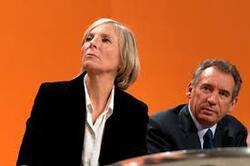 Marielle De Sarnez et François Bayrou - tous deux MoDem et ministres - ont été contraints à la démission