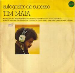 Tim Maia - Autografos De Sucesso - Complete LP