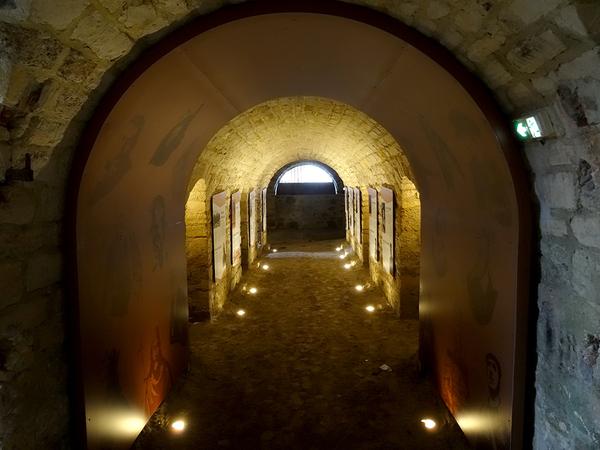 FP n° 53 - Le mystérieux souterrain