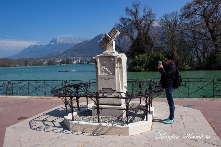 Pays de Savoie : Les jardins de l'Europe à Annecy
