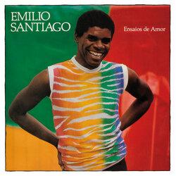 Emilo Santiago - Ensaios De Amor - Complete LP