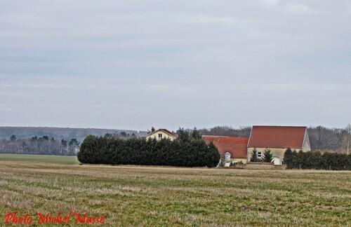 Bissey la Côte, village du canton de Montigny sur Aube, vu par Jean Millot et Michel Massé...