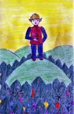 A la recherche des fautes perdues dans le recueil Le Petit Elfe de la forêt d'émeraudes...
