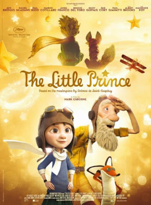 """Cinéma : Bientôt """"LE PETIT PRINCE"""""""