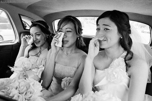 Éviter d'être la femme de chambre quand vous êtes une demoiselle d'honneur de la mariée