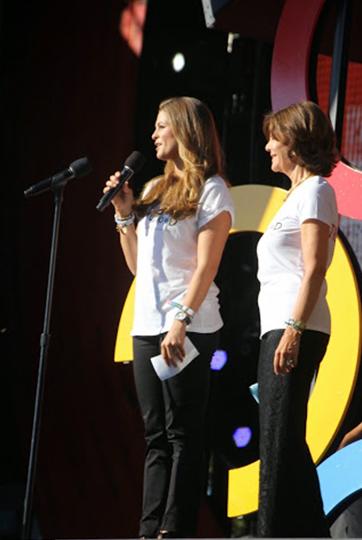 Silvia et Madeleine contre la pauvreté