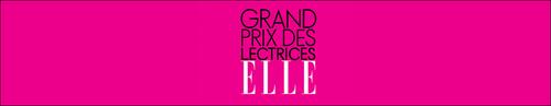 Grand prix des lectrices de Elle 2016: sélectionnée !
