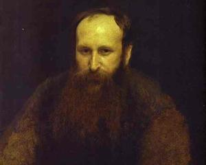 Portrait of the Artist Vasily Vereshchagin - Ivan Kramskoy