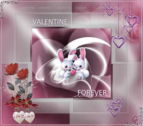 Valentine Forever de Linda PSP Design