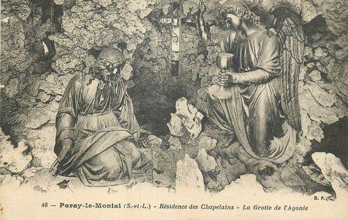 Paray le Monial : Le parc des chapelains