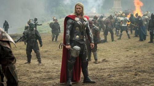 Thor : Le monde des ténèbres ou le film qui abaisse les personnages