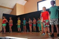 Fête de l'école du 14 juin 2013