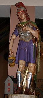 Saint Florian de Lorsch († 304)