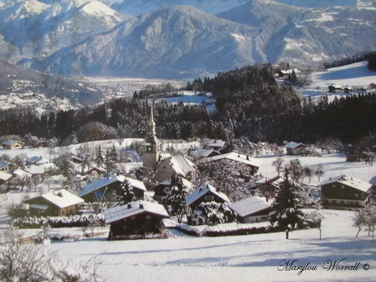 Beblenheim (68) : Repas savoyard
