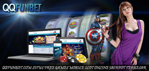 QQFUNBET.COM SITUS FREE GAMES MOBILE SLOT ONLINE JACKPOT TERBESAR