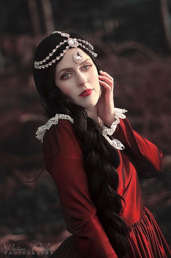 Sabrina Nielsen, photographe et créatrice