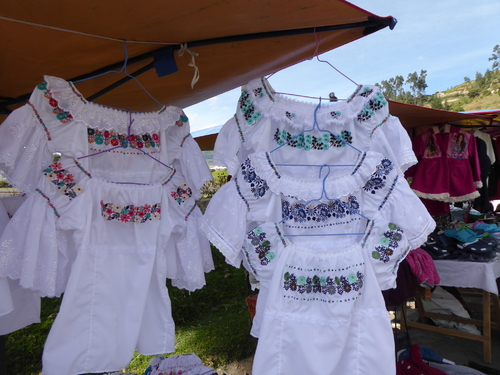 2 ème jour marché d'Otavalo