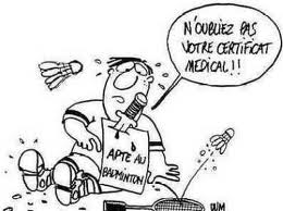 Certificats médicaux rentrée sportive