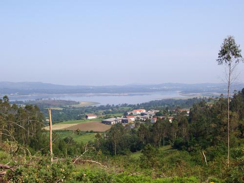 Camino Francès - Negreira - Olveiroa
