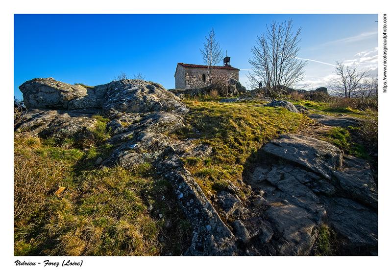 Villages du Forez dans la Loire (ARA)