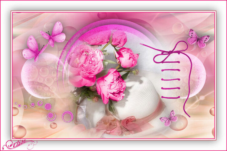 Tuto 195 : fleurs du printemps   de Mieke