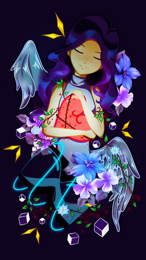 Yume - Nouvelle arrivante du cœur