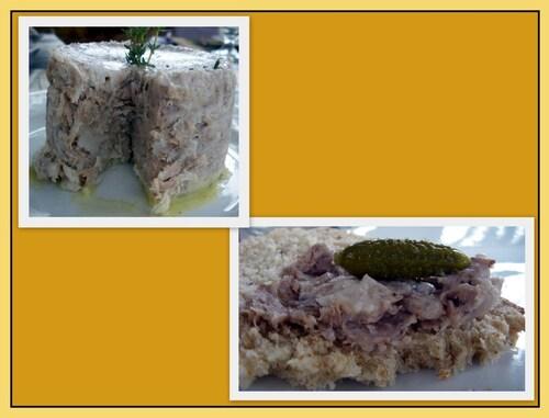 Des RILLETTES de Porc à la graisse de foir gras de canard ! Miam !