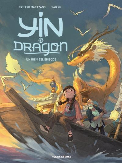 Yin et le dragon - tome 1 (2016)