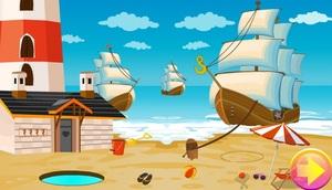 Jouer à G4K Caribbean pirate girl rescue
