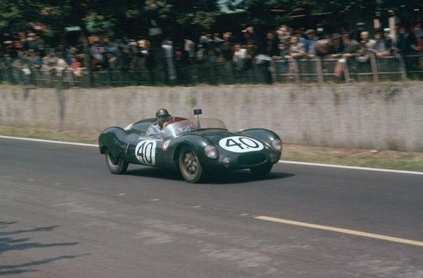 Jack & David Brabham