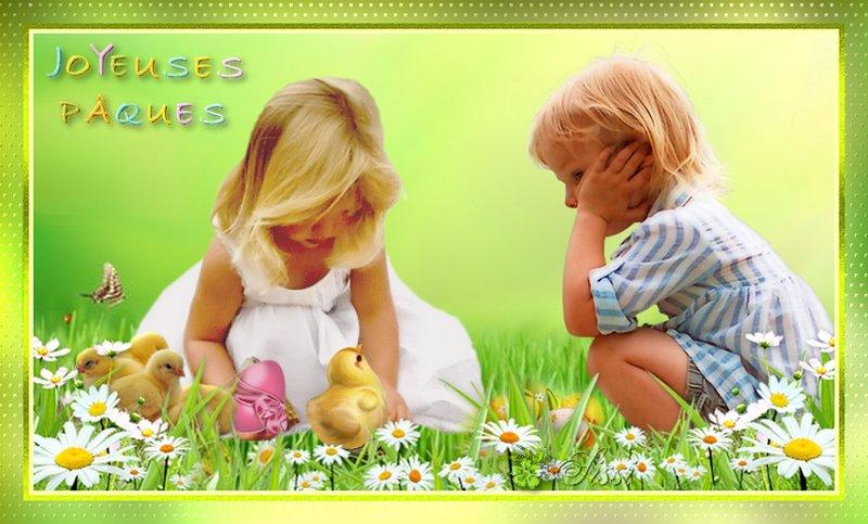 * Bonnes Fêtes de Pâques à Tous *