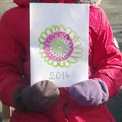 """Cartes de voeux 2014 des """"Grands"""" (GS)"""